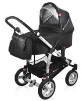 Wózek dziecięcy wielofunkcyjny Enzo Evo 2012 firmy Espiro